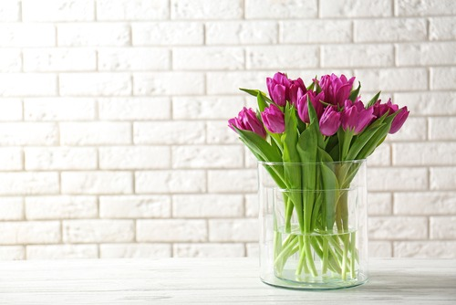 Flowers for chemotherapy patients